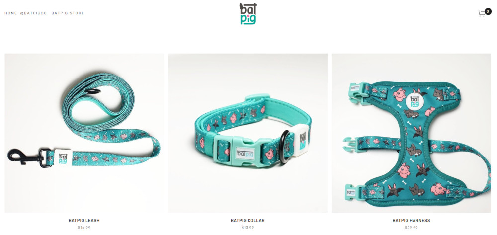 batpig co harness in Canada